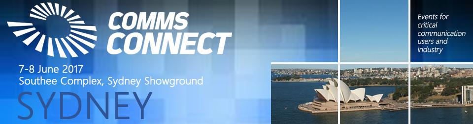 Comms Connect Sydney 2016